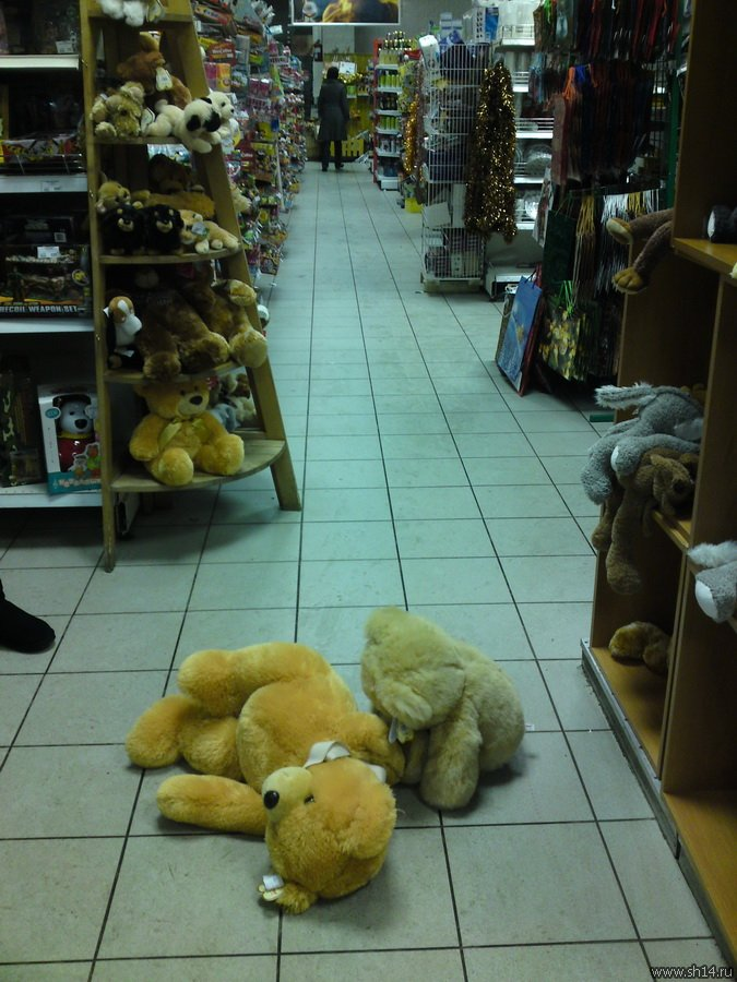 Убийство в супермаркете 2